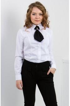 Блуза женская М020-Бл Хлопок белый
