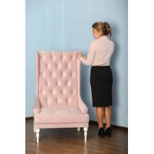 Блуза женская М020-Бл Ниагара горох на розовом